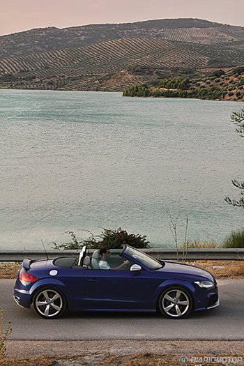 Audi TT RS Roadster, a prueba (I)