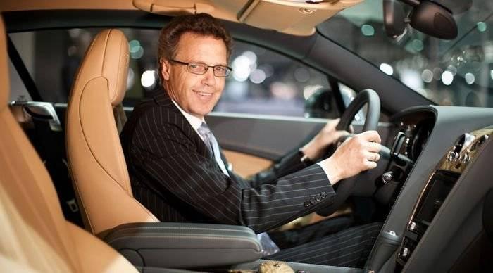 Bentley atacará el mercado de SUV con potencia V12 TDI