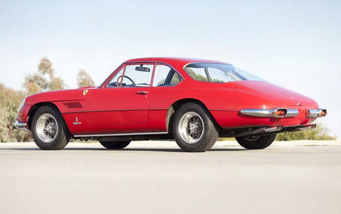 Ferrari 400 Superamerica Coupe Aerodinamico
