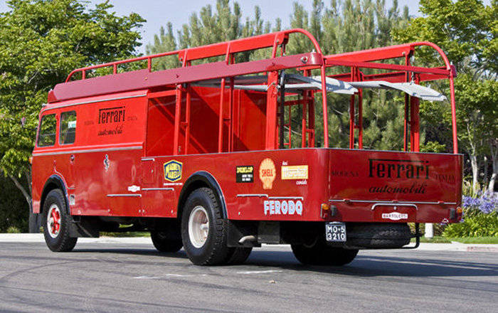 Fiat Tipo 682/RN-2 Transporter