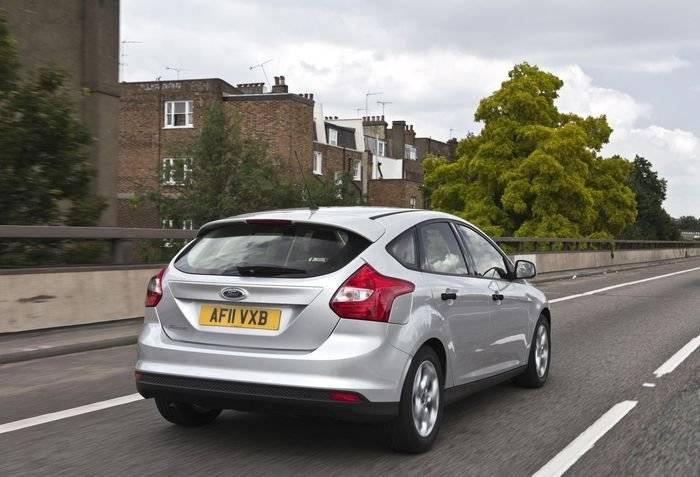 Ford Focus Studio, una versión de acceso con 85 CV para el Reino Unido