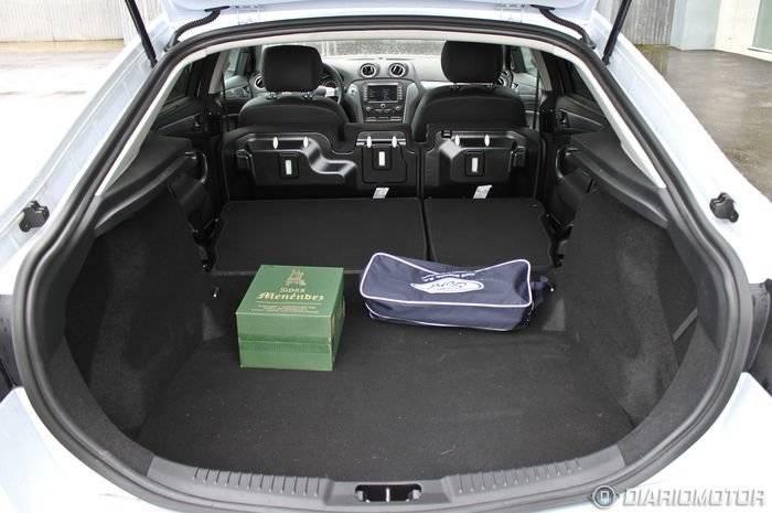 Ford Mondeo 2.0 TDCi 163 CV Titanium, a prueba (I)