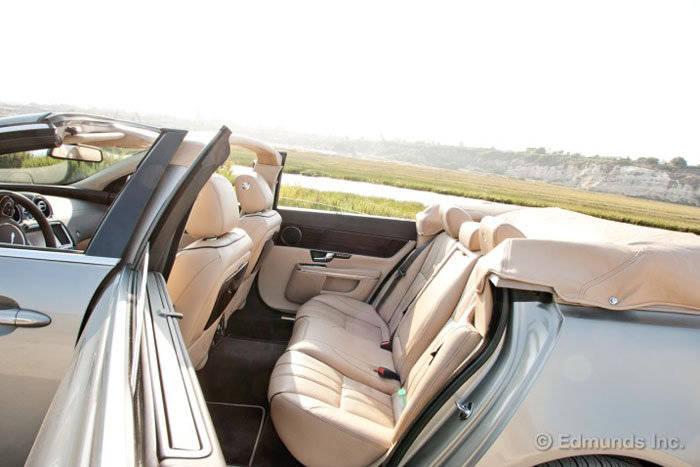 Jaguar XJ Cabrio por NCE