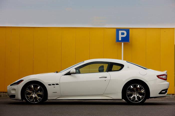 Maserati GranTurismo S Automatic Sport Pack