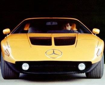 Mercedes C111