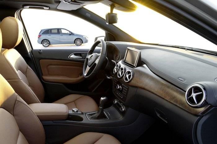 Mercedes-Benz Clase B 2012