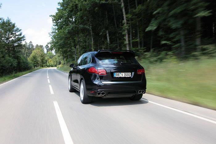 Porsche Cayenne por TechArt