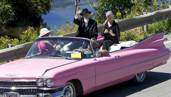 Record Guinness Desfile más largo de Cadillac