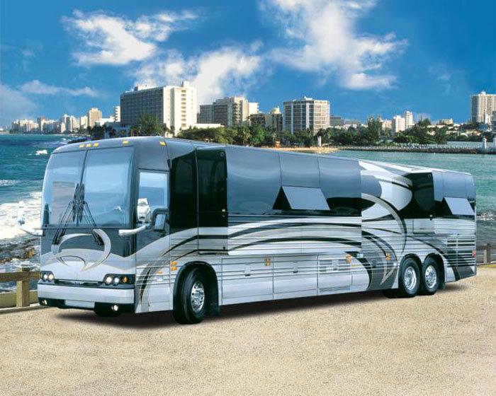 Prevost Xlii El Autobus De 750 000 Euros Que Obama S 243 Lo