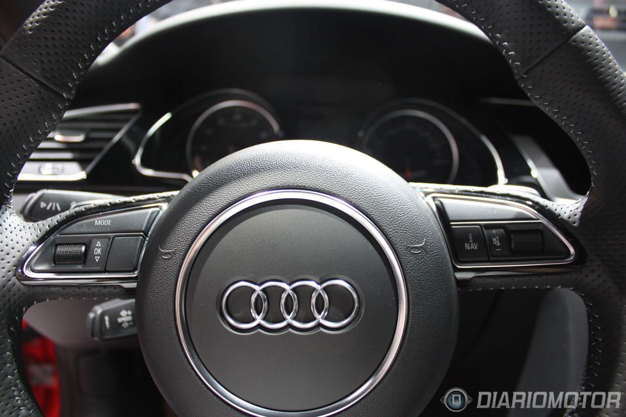 Audi Rs5 2012 Misma Rabia Con Nuevas Inserciones En Grafito Y Opticas Diariomotor