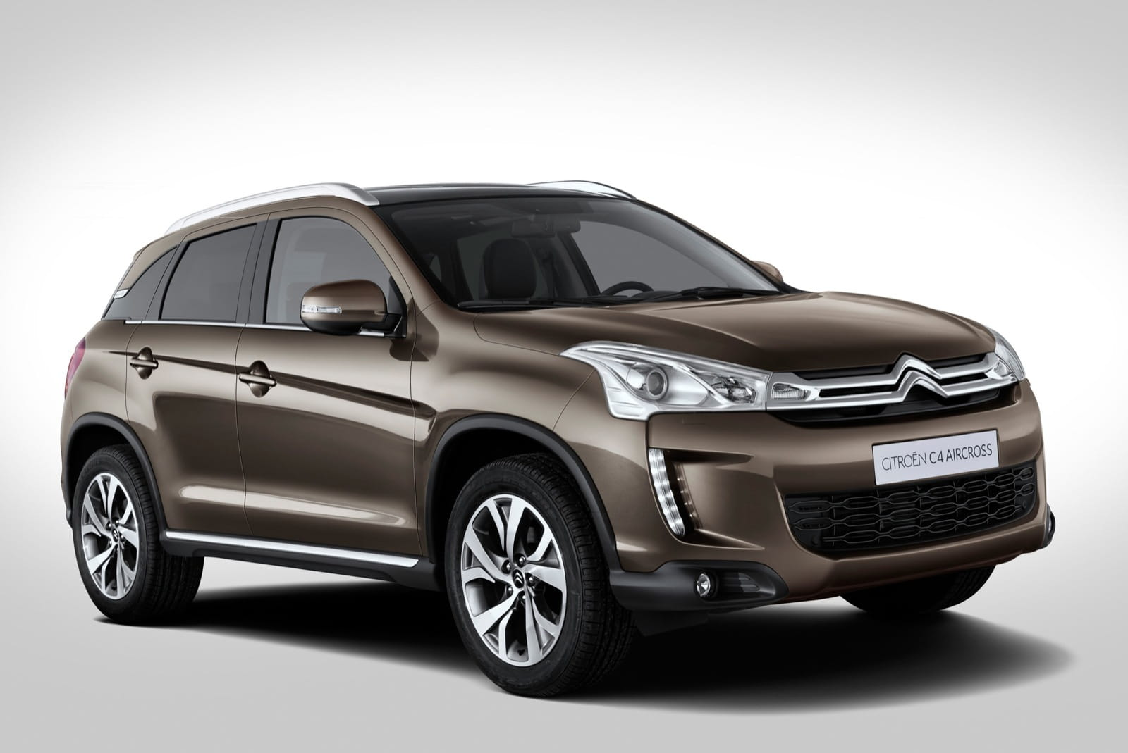 nuevo citroen c4 aircross 2015 images. Black Bedroom Furniture Sets. Home Design Ideas
