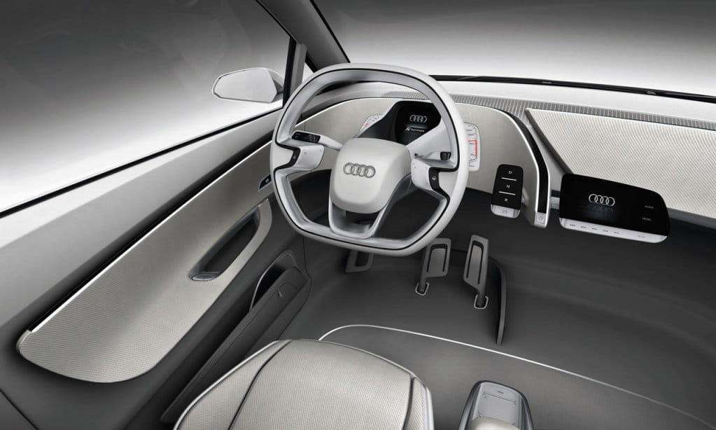 Futuro Audi A2.