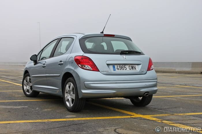 Gallería fotos de Peugeot 207+