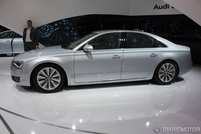 A8 Hybrid Frankfurt