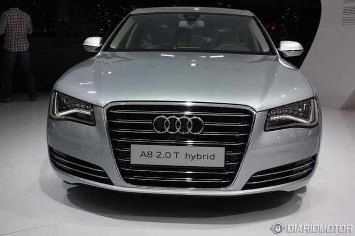 A8 Hybrid