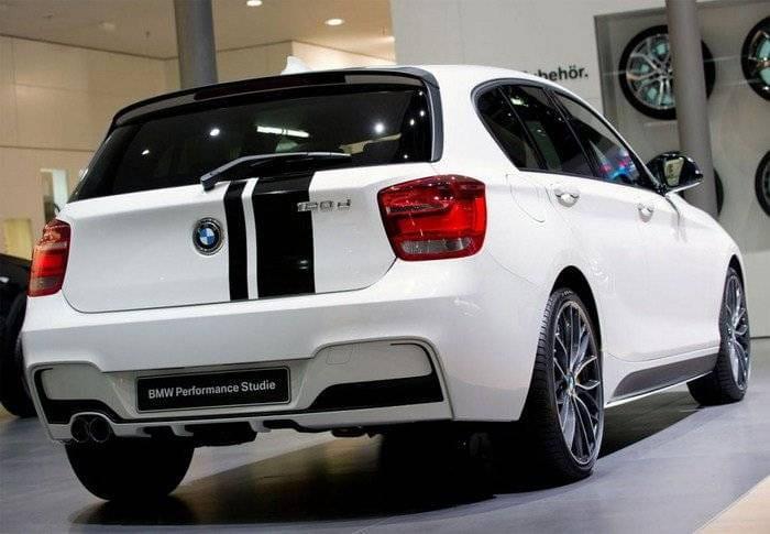 BMW Serie 1 2012 Perfomance