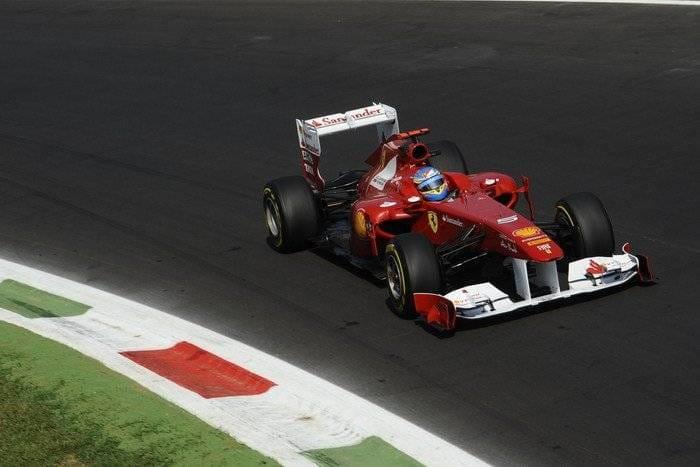 Fernando Alonso (Ferrari) - GP de Italia 2011