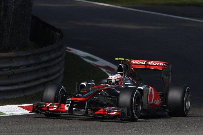 Lewis Hamilton (McLaren) - GP de Italia 2011