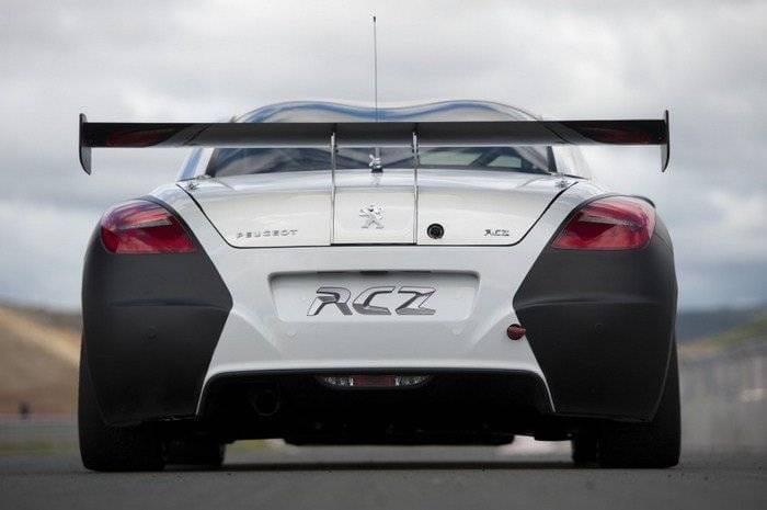 RCZ Peugeot Sport (2012)