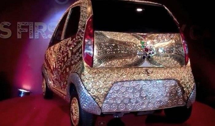 Tata Nano Goldplus