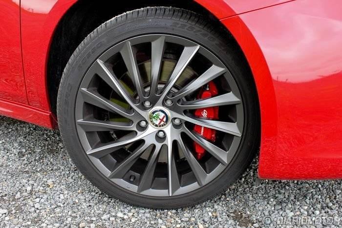 Alfa Romeo Giulietta Quadrifoglio Verde, prueba de motor y prestaciones (I)