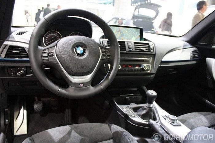 BMW Serie 1 2012 en Frankfurt