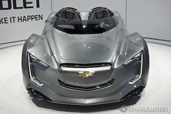 Chevrolet Mi-Ray Concept
