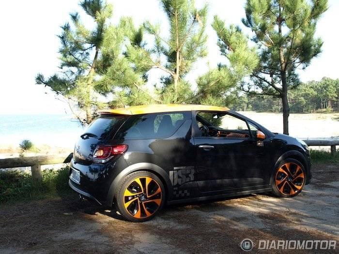Citroën DS3 Racing, a prueba