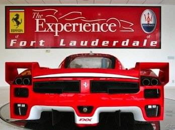 Ferrari FXX Evolution nº11