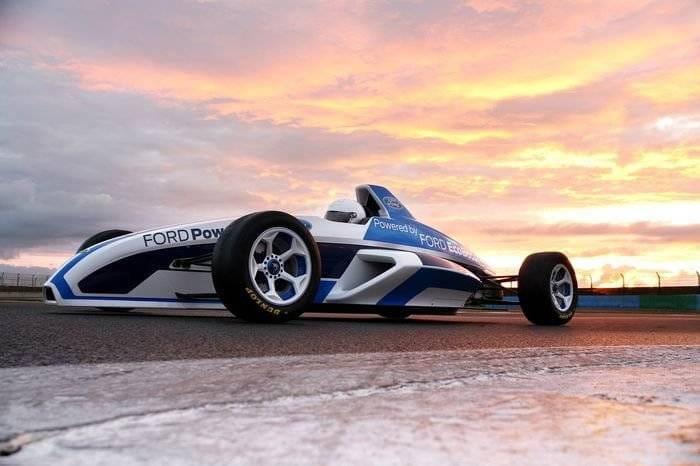 Motor EcoBoost para los nuevos Fórmula Ford