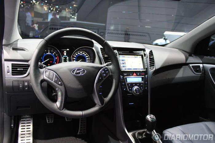 Hyundai i30 en el Salón de Frankfurt