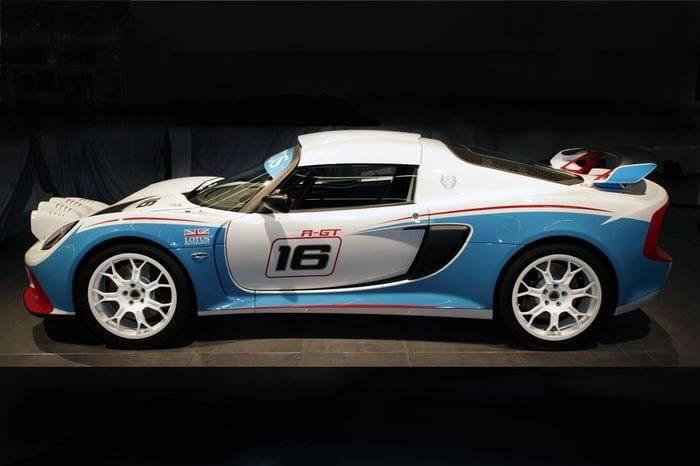 Lotus eleva al Exige con versiones S y R-GT, con motores V6