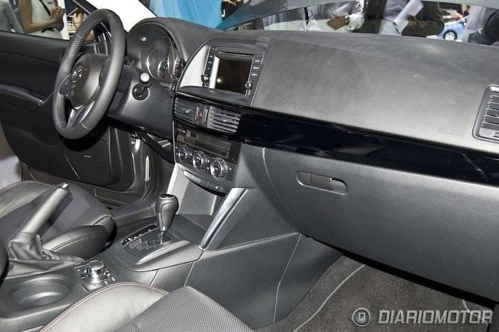 Mazda CX-5 en el Salón de Frankfurt