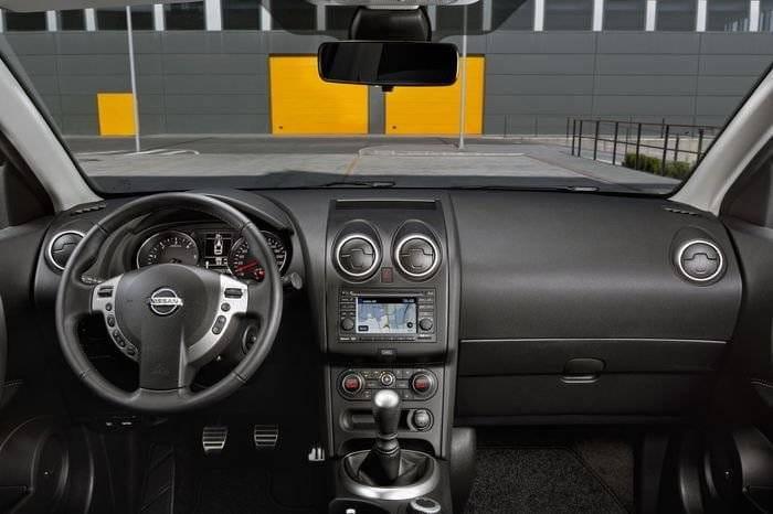 Nuevo motor 1.6 dCi de 130 CV para el Nissan Qashqai: 4,5 l/100 km