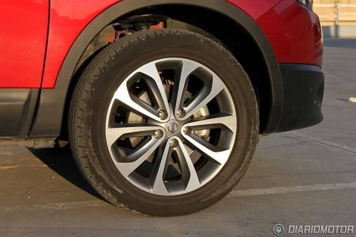 Nissan Qashqai 2.0 dCi Tekna Sport 4x4, a prueba (I)