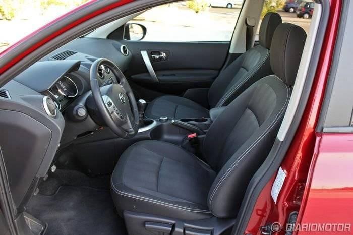 Nissan Qashqai 2.0 dCi Tekna Sport 4x4, a prueba