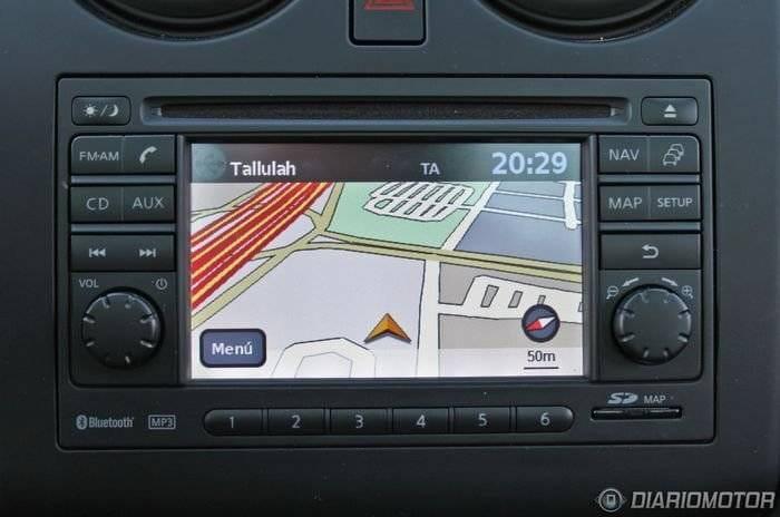 Nissan Qashqai 2.0 dCi Tekna Sport 4x4, a prueba (III)
