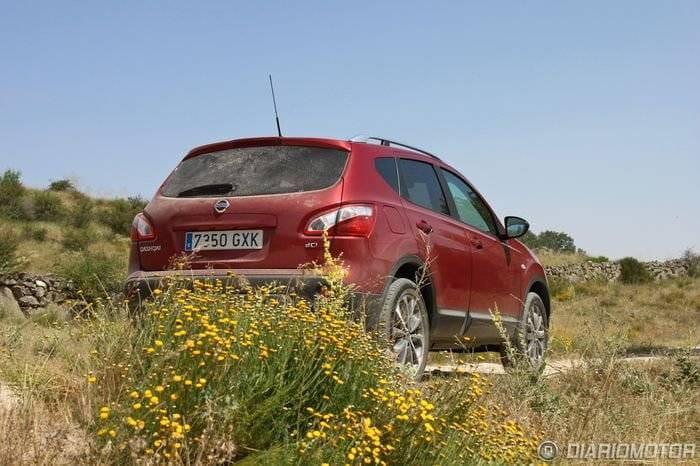 Nissan Qashqai 2.0 dCi Tekna Sport 4x4, a prueba (II)