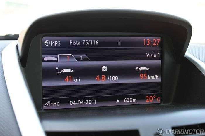 Peugeot 207 1.6 HDi 112 y 1.4 VTi, a prueba (II)
