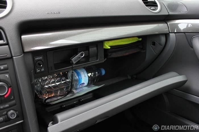 Seat Exeo 2.0 TDI 120 CV Reference, a prueba (III)