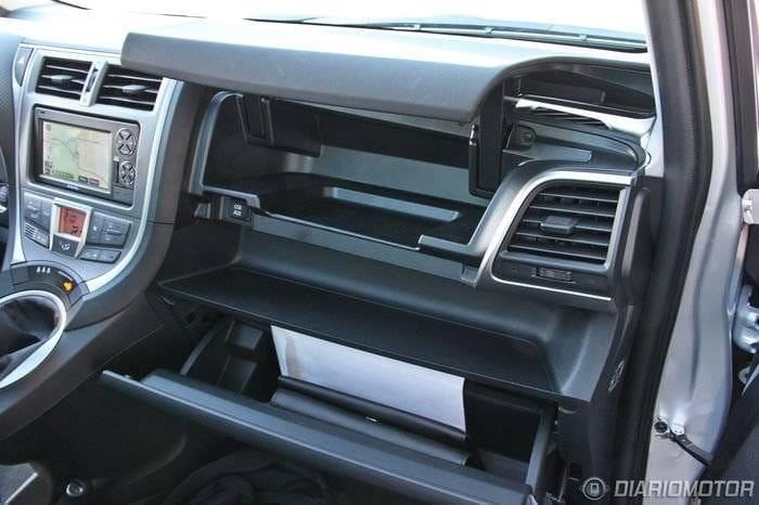 Subaru Trezia, presentación y prueba en Madrid (II)