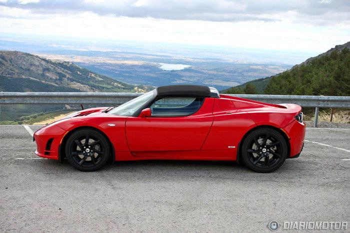 Prueba Tesla Roadster 2.5