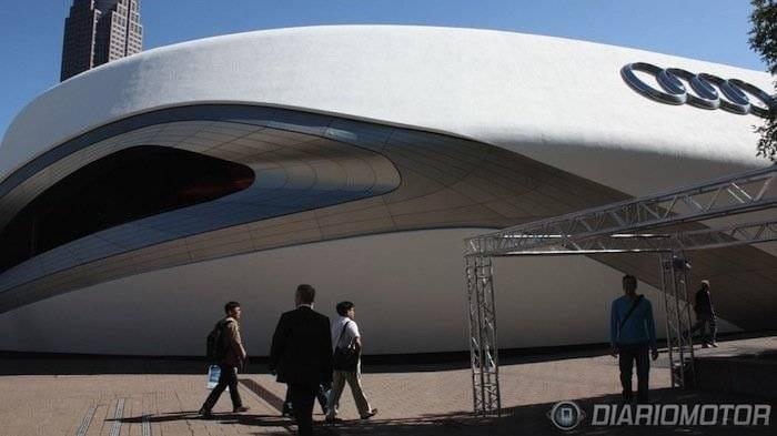 Salón del automóvil de Frankfurt 2011, curiosidades
