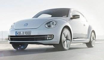 Volkswagen Beetle Turbo Black & White