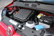 Volkswagen Up!, presentación y prueba en Roma (motor)