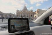 Volkswagen Up!, presentación y prueba en Roma (navegador)