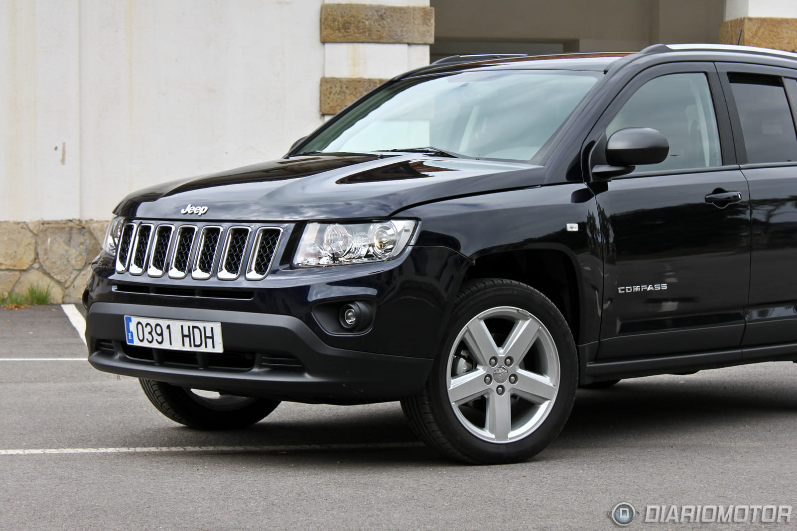 jeep compass 2 2 crd 4x2 limited plus 136 cv  a prueba  i