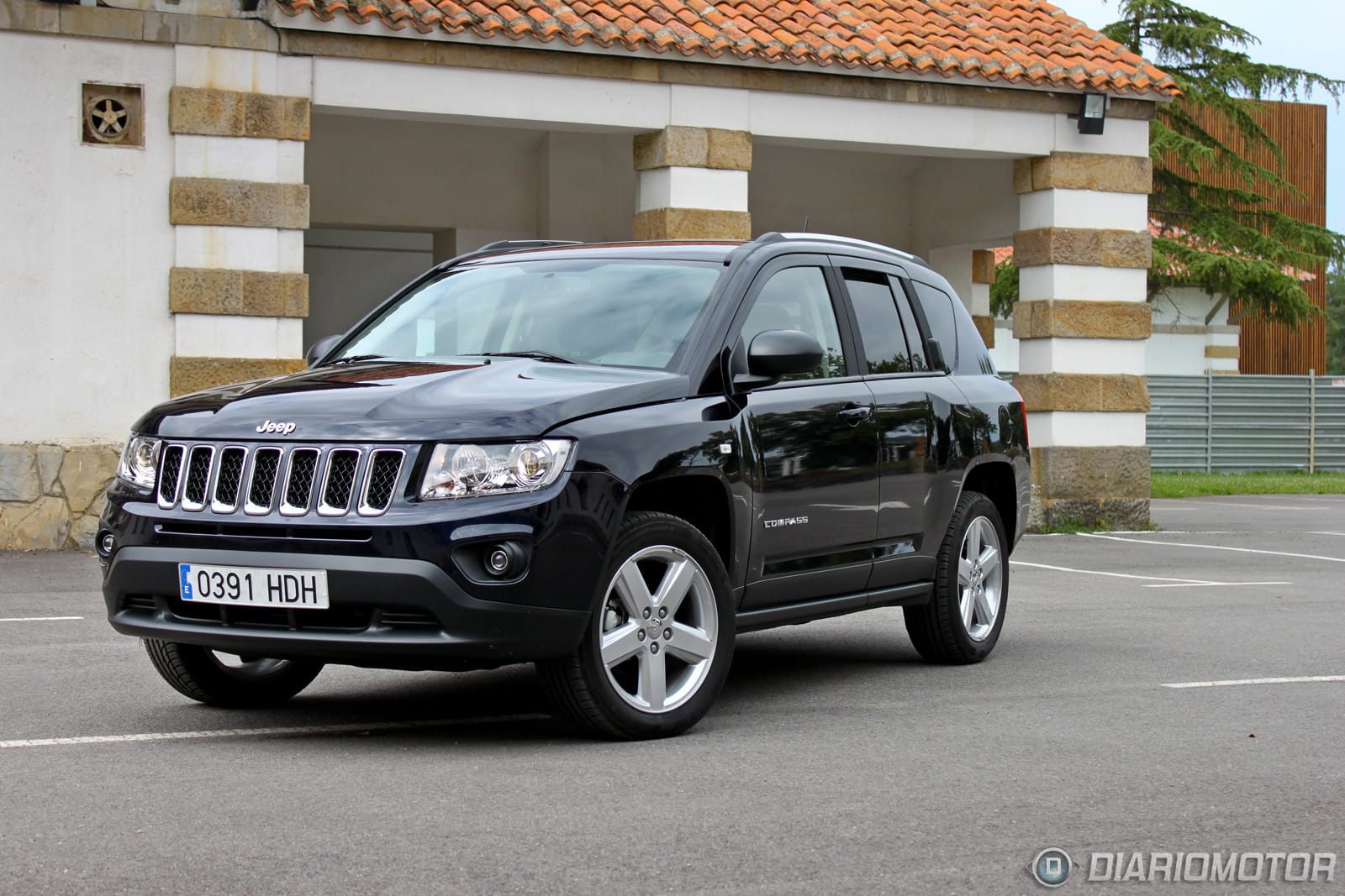 jeep compass 2 2 crd 4 2 limited plus 136 cv a prueba i diariomotor. Black Bedroom Furniture Sets. Home Design Ideas
