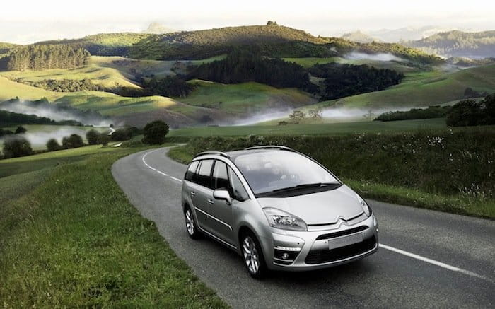 Citroën Grand C4 Picasso First