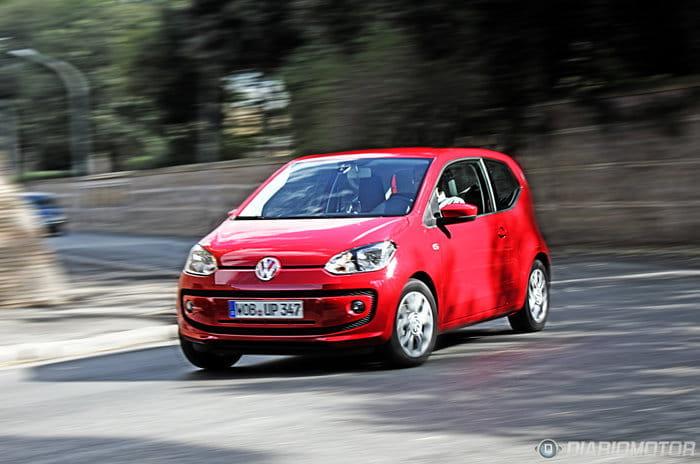 Volkswagen Up, presentacion y prueba